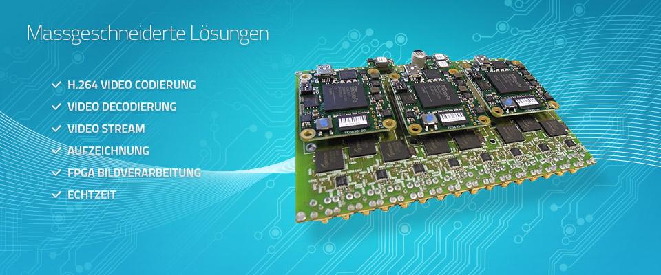 bandeau Electroni Design for digital video