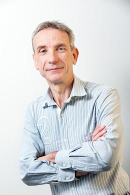 portrait Gérard Rochex
